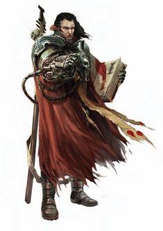 Warhammer 40k Inquisitor artwork