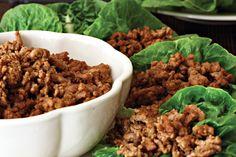 San Choy Bow Yummy Gluten Free Recipes, Free Food, Grains, Rice, Bows, San, Arches, Bowties, Gluten Free Menu