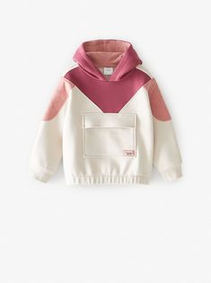 Special price girls' clothing at ZARA online. Fashion Kids, Sport Fashion, Fashion Outfits, Baby Outfits, Kids Outfits, Cute Outfits, Mode Abaya, Hooded Sweatshirts, Hoodies