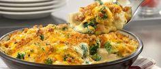 Chicken Broccoli Divan Recipe   Campbell's Kitchen