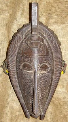 marka mask African Masks, African Art, African Tribes, Cosmic, Culture, Statue, Traditional, Pattern, Bags