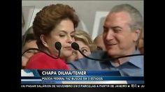 Polícia federal faz buscas em gráficas contratadas pela chapa Dilma/Temer