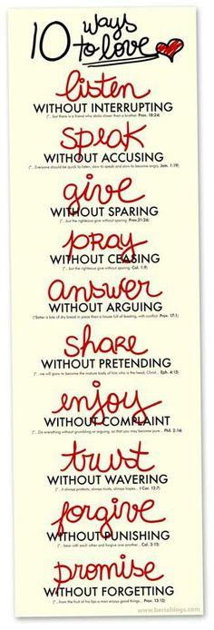 Good words!!