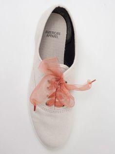 cute idea for the shoe strings