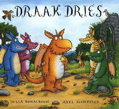 Draak Dries, Julia Donaldson