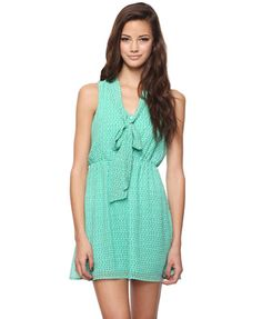 Swirl Self-Tie Dress | FOREVER21 - 2000039995