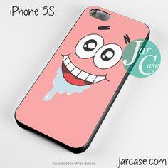 spongebob square patrick star Phone case for iPhone 4/4s/5/5c/5s/6/6 plus