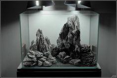 Stone hardscape
