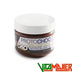 PROTOCHOC CREAM by CIAO CARB 100g #Cacao. #Crema da spalmare. Buonissima #Crema dietetica (tipo #Nutella ) ad alto valore #proteico, e basso contenuto di #carboidrati.