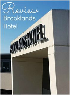 With its motoring and aviation history, family-friendly luxury and spa, Brooklands Hotel in Surrey, England, seems almost perfectly designed for my car-mad husband and I. Returning years after our first visit, with our four-year-daughter in tow, here's my review of our stay at Brooklands Hotel with kids