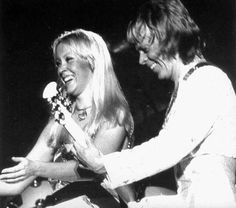 ABBA Picture Gallery and Collection Stockholm, Frida Abba, Abba Mania, The Golden Years, Emma Stone, Sweet Couple, Popular Music, Female Singers, Kinds Of Music