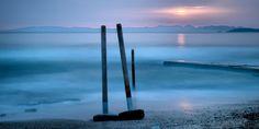 """Αλέξανδρος Μούστρης: """"Στη φωτογραφία το μεγαλειώδες βρίσκεται στο πάγωμα της στιγμής."""" Wind Turbine, Sea, The Ocean, Ocean"""
