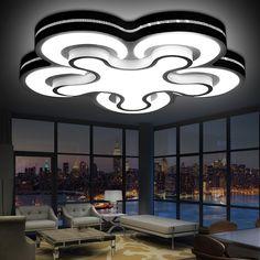 modern led ceiling lights for dining room ceiling lamp for living room balcony ceiling light lamparas ...