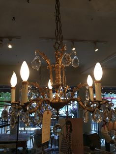 Bronze 5 bulb chandelier chateaucountrylace shabbychic delivery in calgary only aloadofball Choice Image