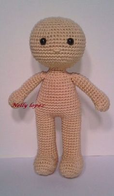 Free online crochet patterns for doll, doll clothing,accessories, and other crochet related items. Mina basic doll pattern by Nelly M FREE Crochet Doll Patterns (Free Crochet…Crochet Unicorn Toy and Clothing Mixed Pattern PDF,… Crochet Whale, Cute Crochet, Simple Crochet, Crochet Tops, Crotchet, Crochet Doll Clothes, Knitted Dolls, Crochet Doll Tutorial, Diy Crochet Doll