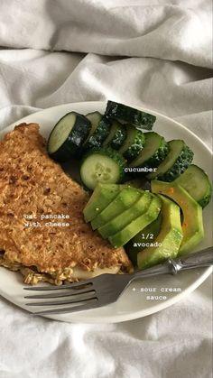Think Food, Love Food, Healthy Snacks, Healthy Eating, Healthy Recipes, Plats Healthy, Food Goals, Food Is Fuel, Aesthetic Food