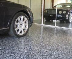 Nu Look Floors - Flow Flake garage floors
