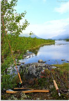 Sage fly fishing rods by Fishking_1, via Flickr