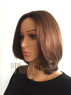 13 inches #6 #virgineuropeanhair #shortwigs #europeanhairwigs #humanhairwigs #jewishwigs #sheitel #kosherwigs. Try it and you will love it! #virginhairwigs #shaitel #sheital #sheitle #wigsmanufacturer #wigsfactory #wigsupplier #wigs  WhatsApp: +8615964264679 Website: viviplatinum.com Email: reizi@qdbestwigs.com