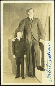 Robert Pershing Wadlow was not a freak in the conventional sense — that is, he never wished to exhibit himself in the context of a circus or carnival sideshow. Wadlow's one brief stint in a circus role was with Ringling Brothers for a season or two starting in 1937, but his contract stated he would only appear in two three-minute shows a day at the annual Madison Square Garden and Boston Garden dates — and only in center ring as part of the main show.