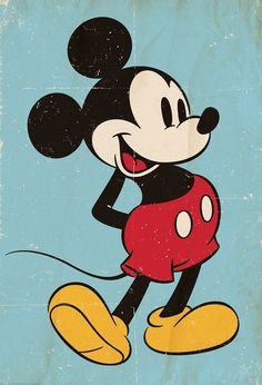 Buy Disney Mickey Mouse Retro Wall Poster online and save! Disney Mickey Mouse Retro Maxi Poster One of the cheekiest mice to grace both the small screen and the silver screen, Mickey has continued to appeal . Disney Vintage, Retro Disney, Cute Disney, Disney Art, Disney Pixar, Retro Vintage, Vintage Style, Vintage Disney Posters, Disney Ships