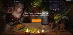 Tycoon Gold WoW Addon for World of Warcraft Games