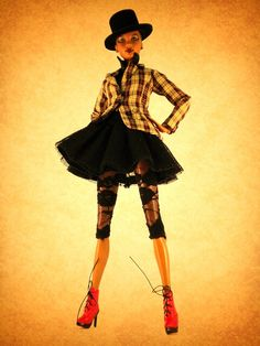Allow me to introduce myself .... by Doll Fashionista, via Flickr