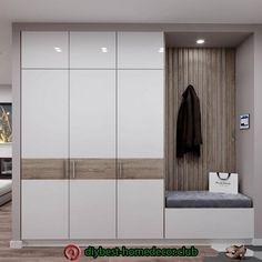 Eat-in kitchen interior - Modern Wardrobe Interior Design, Wardrobe Door Designs, Wardrobe Design Bedroom, Bedroom Bed Design, Bedroom Furniture Design, Wardrobe Doors, Home Room Design, Home Interior Design, Living Room Designs