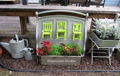 Recycled Pottery Barn Chairs