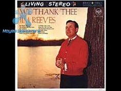 Jim Reeves - This World is not my home - YouTube