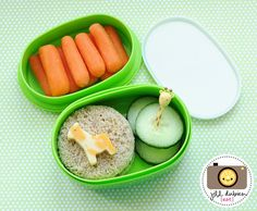 this girl shares lots of cute snack ideas for kids on her blog