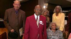 First graduates of Booker T Washington High School in Shreveport
