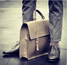 Sometimes a man needs a bag. Here's one for you