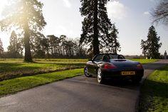 Porsche Boxster 2.7 (photo by John Rampton from VROOMPHOTO)
