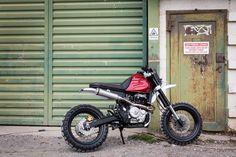 Kevils MOTO #11 HONDA 650