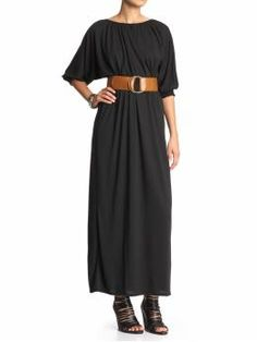 Great belted maxi...@Piperlime for $59.00...Love it !
