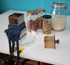 meine plastikfreie Küche Teil 4. - die Bröselreibe
