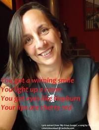Lyric taken from 'My Great Escape', a song by Tez Locke Listen/download @ tezlocke.com