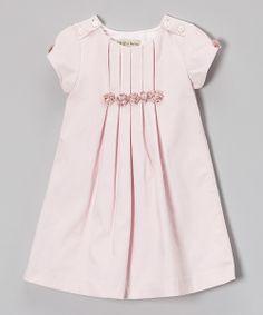 Pink Blossom Swing Dress