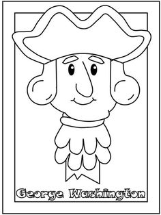 12 Best President's Day Coloring Sheets images