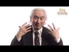 Theoretical physicist Michio Kaku describes his new theory of consciousness...