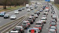 Autoroute A1 A6a - Ile-de-France