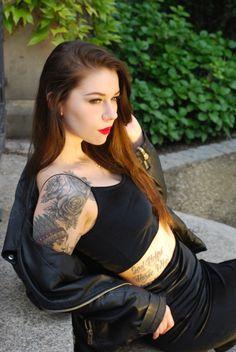 MV Clothes velvet dress black dress little black dress fashion goals