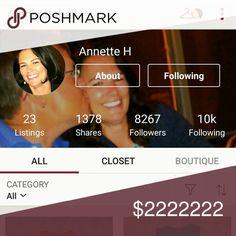 PLEASE STOP BY MY SISTERS CLOSET NEW POSHER! Stop by and say hi and shop my sisters new posh closet! Sherri Souza Dresses