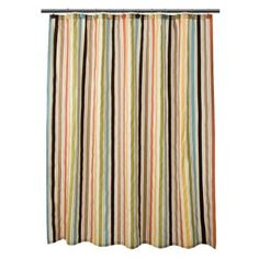 Target Home Striped Shower Curtain 2499