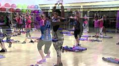 Cathe Friedrich's Super Cuts with Cardio Blasts Live Workout