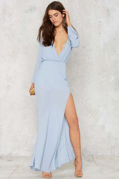Necking Order Maxi Dress - Clothes | Best Sellers | Midi + Maxi
