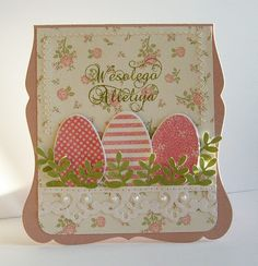 Pocket card for eggs
