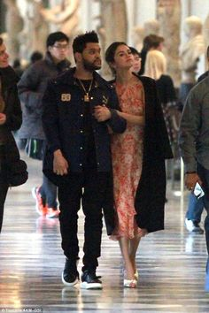 Tour of love! Smitten Selena Gomez and The Weeknd can't keep their hands to themselves on romantic trip to Italy on Friday