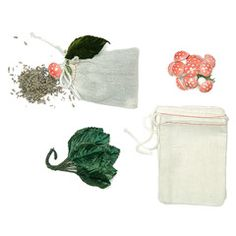 Lavender Sachet Favors Kit $38